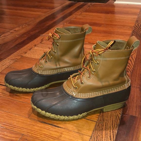 "fa89844d180 L.L. Bean Other - Men s LL Bean 8"" Bean Boots Size 10"